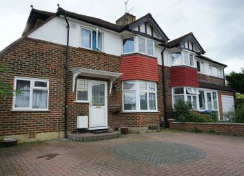 Thumbnail 4 bed semi-detached house to rent in Hamilton Avenue, Tolworth