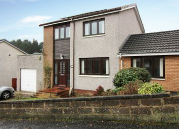 Thumbnail 3 bed detached house for sale in Gosford Road, Kirkcaldy, Fife