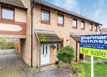 3 bed terraced house for sale in Drift Avenue, Stamford PE9