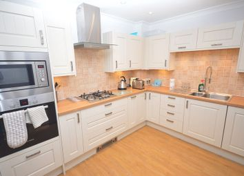 Thumbnail 3 bed town house to rent in De La Warr Road, Milford On Sea, Lymington