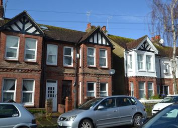 Thumbnail 3 bed terraced house to rent in St Anselms Road, Worthing, West Sussex