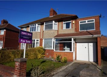 Thumbnail 4 bed semi-detached house for sale in Old Lane, Prescot