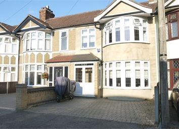 Thumbnail 3 bed terraced house for sale in Beulah Road, Hornchurch, Essex