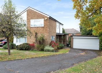 Thumbnail 4 bed detached house for sale in Foxfield Close, Northwood, Middlesex