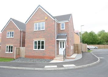 Thumbnail 3 bed detached house for sale in Corporal Roberts Close, Hemlington, Middlesbrough
