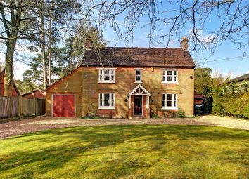 Thumbnail 4 bed detached house for sale in The Ridge, Cold Ash, Thatcham, Berkshire