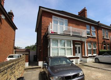 Thumbnail 2 bed flat to rent in Aldersbrook Road, London