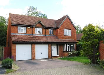 5 bed detached house for sale in Cruickshank Grove, Crownhill, Milton Keynes MK8