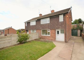 Thumbnail 2 bed semi-detached house for sale in Hawthorne Road, Pinxton, Nottingham