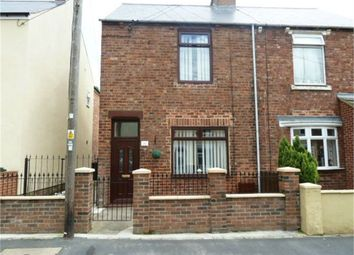 Thumbnail 2 bed semi-detached house for sale in School Avenue, Coxhoe, Durham