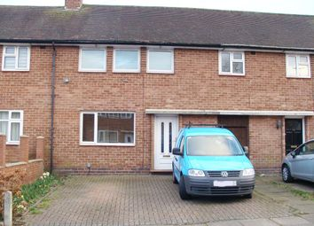 Thumbnail 2 bed terraced house for sale in Roseleigh Road, Rednal