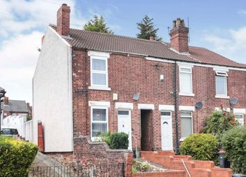 Thumbnail 2 bed end terrace house for sale in Foljambe Road, Rotherham, South Yorkshire