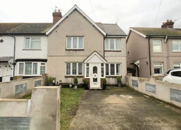 Thumbnail 4 bedroom semi-detached house for sale in Mercia Road, Cardiff