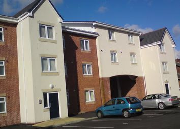 Thumbnail 2 bed flat to rent in Hebers Court, Whalley Road, Middleton.