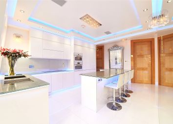 Thumbnail 3 bed flat for sale in Hyde Park Mansions, London