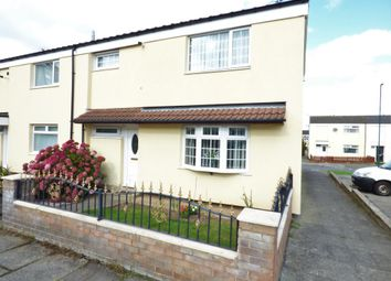 Thumbnail 3 bed terraced house for sale in Starbeck Way, Ormesby, Middlesbrough