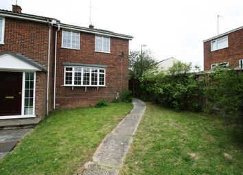 Thumbnail 3 bed end terrace house to rent in Avon Way, Colchester