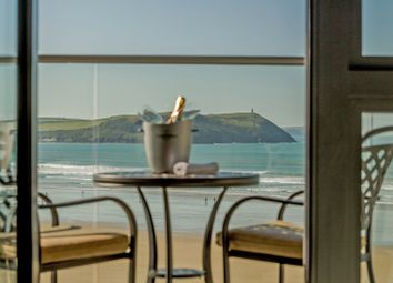 Thumbnail 3 bed flat for sale in Atlantic Terrace, New Polzeath, Wadebridge, Cornwall