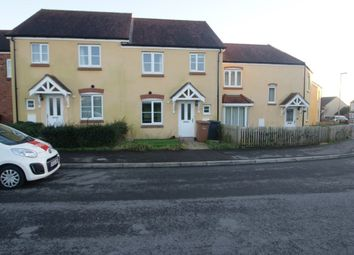 Thumbnail 3 bed terraced house to rent in Sunflower Way, East Anton, Andover
