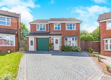 Thumbnail 5 bed semi-detached house for sale in Thurloe Crescent, Rubery, Rednal, Birmingham