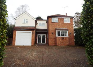 Thumbnail 4 bed detached house for sale in Hertford Road, Stevenage, Hertfordshire, England