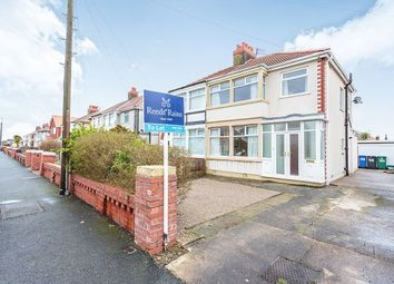 Thumbnail 3 bed semi-detached house to rent in Cleveleys Avenue, Thornton-Cleveleys