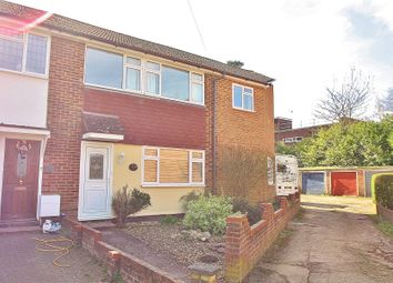 Thumbnail 5 bed end terrace house for sale in Knaphill, Woking, Surrey