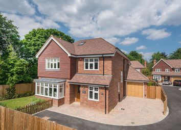 Thumbnail 5 bed detached house for sale in Now Under Offer Fernwood Place, Esher