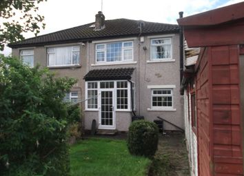 Thumbnail 3 bedroom semi-detached house to rent in Wimborne Drive, Bradford
