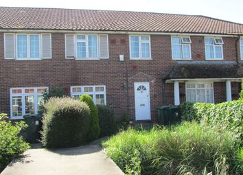 Thumbnail 4 bed terraced house to rent in Hithermoor Road, Stanwell Moor