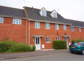 Thumbnail 3 bed terraced house for sale in Sprats Barn Crescent, Swindon