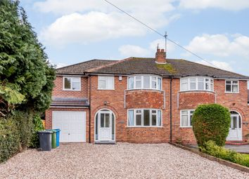 Thumbnail 4 bed semi-detached house for sale in Radford Lane, Wolverhampton, West Midlands