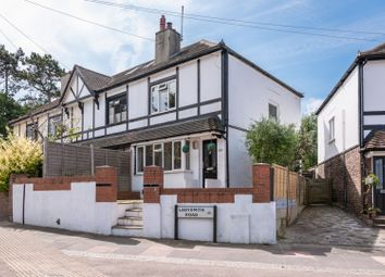 Thumbnail 2 bed end terrace house for sale in Coombe Road, Brighton
