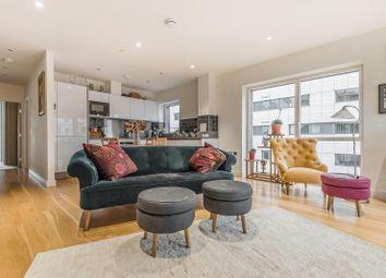 Thumbnail 3 bed flat to rent in The Norton, John Harrison Way, Lower Riverside, Greenwich Peninsula