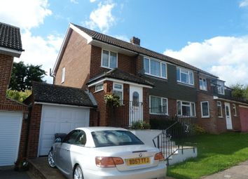 Thumbnail 3 bed semi-detached house for sale in The Ridgeway, Marlow