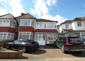 Thumbnail 5 bed semi-detached house for sale in Sedgecombe Avenue, Kenton, Harrow