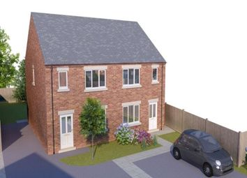 Thumbnail 3 bed semi-detached house for sale in Plot Two Pilsley Road, Danesmoor, Chesterfield