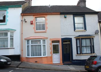 Thumbnail 2 bedroom terraced house for sale in Craigmore Avenue, Plymouth