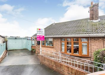 Thumbnail 2 bed semi-detached bungalow for sale in Eastbourne Avenue, Featherstone, Pontefract