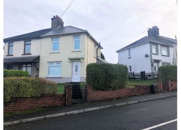 2 bed semi-detached house for sale in Greenwood Road, Neath SA11