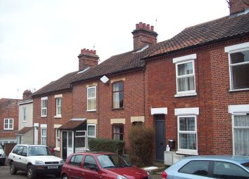 Thumbnail 2 bed terraced house to rent in Copeman Street, Norwich, City Centre