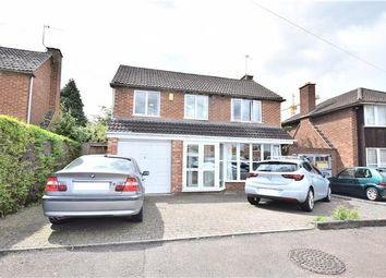 Thumbnail 4 bed detached house for sale in Oxstalls Way, Longlevens, Gloucester