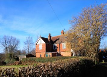 Thumbnail 4 bed detached house for sale in Heartenoak Road, Hawkhurst