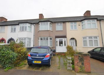 Thumbnail 3 bed terraced house for sale in Hickman Road, Chadwell Heath