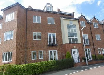 Thumbnail 2 bedroom flat for sale in Greenside, Cottam, Preston