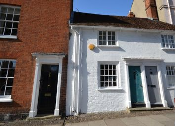 Thumbnail 2 bed terraced house for sale in Castle Street, Farnham