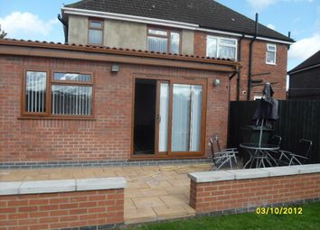 Thumbnail 5 bed semi-detached house to rent in Charter Avenue, Coventry