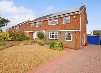 Thumbnail 3 bedroom semi-detached house for sale in Coniston Way, Goole