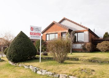 Thumbnail 3 bedroom bungalow for sale in Shielhill Park, Stanley, Perth