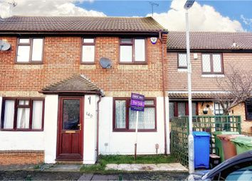 Thumbnail 2 bed terraced house for sale in Beauvoir Drive, Sittingbourne